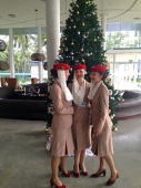 Emirates Cabin Crew Team