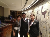 Sheraton Front Office Team
