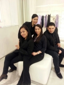 Doha Boutiques sales team