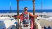 Lifeguard on duty: Work and Travel USA