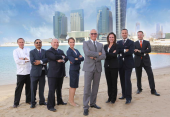 Rosewood Abu Dhabi Executive Team