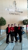 Emirates Aviation College - training center for Cabin Crew