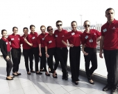 Emirates Cabin Crew training period