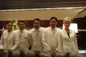 Grand Millennium Dubai Front Office team